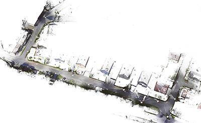 3D Scan als Bestandsaufnahme als Demo für die Stadt Biberach