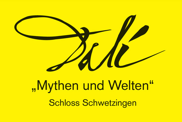 """""""Mythen und Welten"""" des Salvador Dalí – Schwetzinger Schloss"""